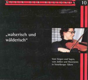 CD Walserisch und wälderisch