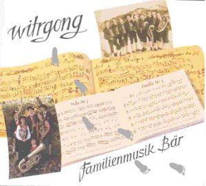 CD Witrgong – Familienmusik Bär