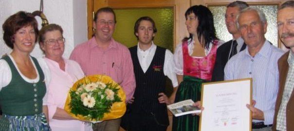10. Auszeichnung für den Berggasthof Piz Buin, Bielerhöhe