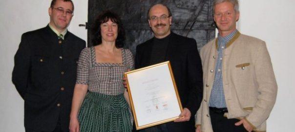 11. Auszeichnung für die Schlosswirtschaft Schattenburg, Feldkirch