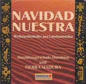 CD Navidad Nuestra – Weihnachtslieder aus Lateinamerika