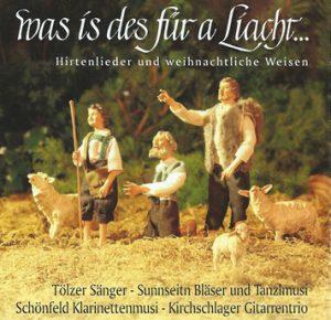 """CD """"Was is des für a Liacht"""""""