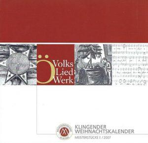 CD Klingender Weihnachtskalender