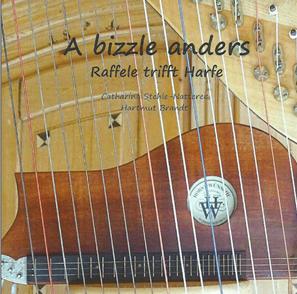 CD A bizzle anders – Raffele trifft Harfe