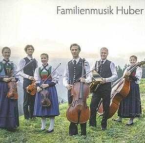CD Familienmusik Huber