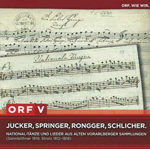 Jucker, Springer, Rongger, Schlicher
