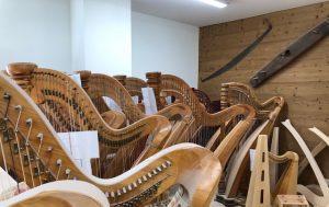 Besuch in der Instrumentenwerkstatt Mürnseer