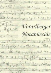 """""""Vorarlberger Notabüchle"""""""