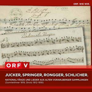 Internationale Auszeichnung für CD-Produktion des ORF Vorarlberg